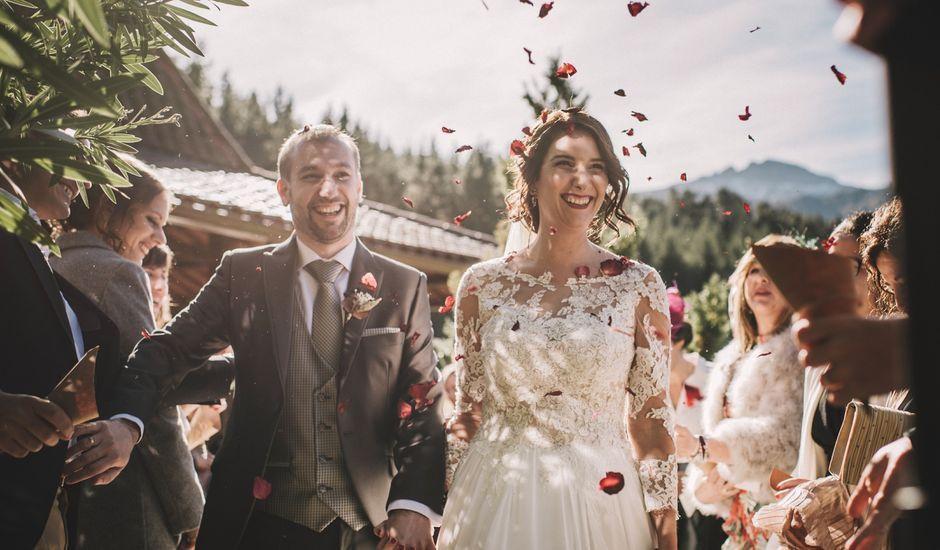 La boda de Edorta  y Noelia  en Zeanuri, Vizcaya