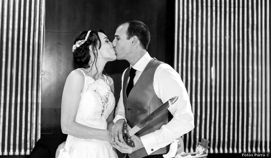 La boda de Javi y Seila en Barco De Avila, Ávila