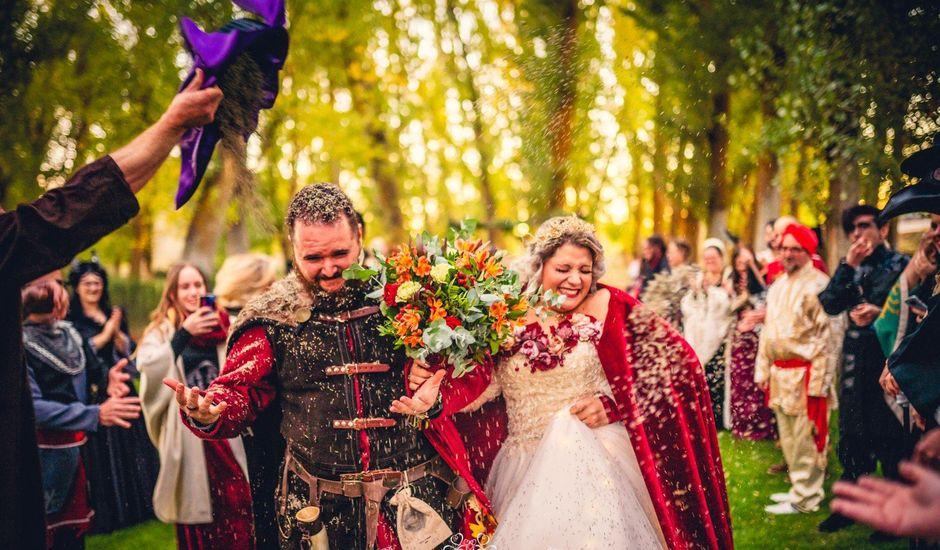 La boda de Samantha y Luis en Saelices, Cuenca