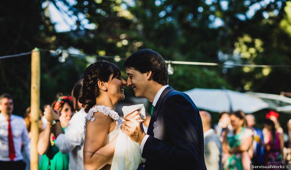 La boda de Gonzalo y Susana en Segovia, Segovia