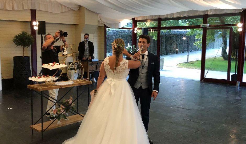 La boda de Oscar y Jennifer en Santiago De Compostela, A Coruña