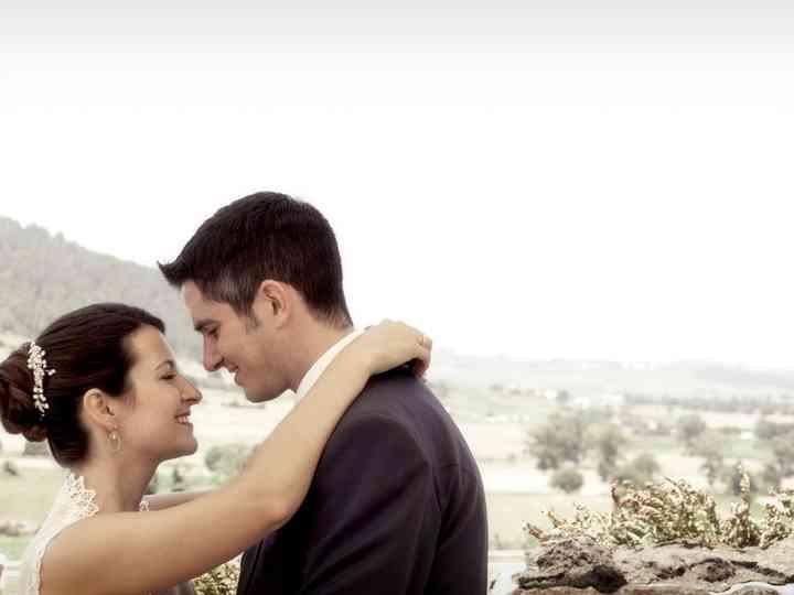 La boda de Julia y Ángel