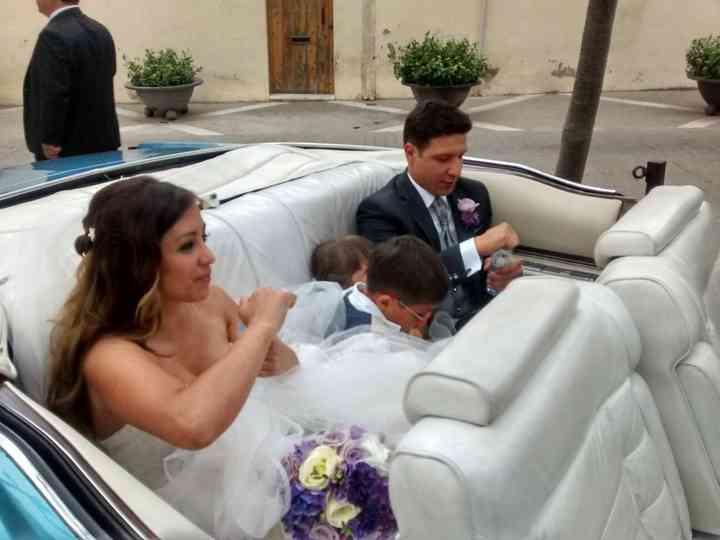 La boda de Jesica y Javier