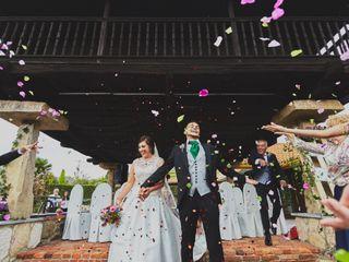 La boda de Bea y Dylan