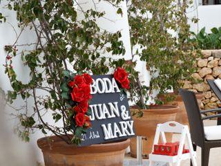 La boda de Mary y Juan 1