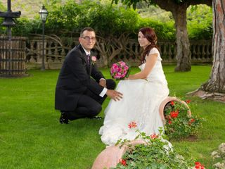 La boda de Patricia y Joaquín