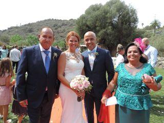 La boda de Moisés & Jenny y Moisés
