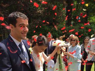 La boda de Inés y Ramón