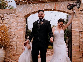 La boda de Gemma y Raúl