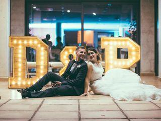 La boda de Paula y Dani 1