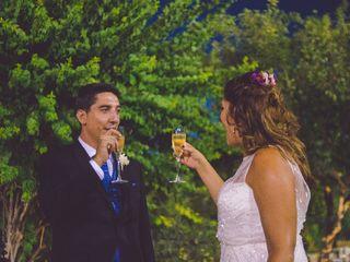 La boda de Maria   y Uge