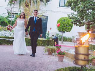 La boda de Maria   y Uge  2