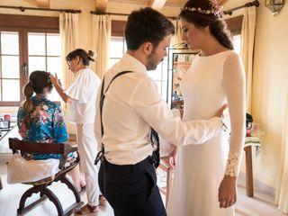 La boda de Cuka y Javier 1