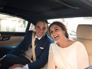 La boda de Cuka y Javier