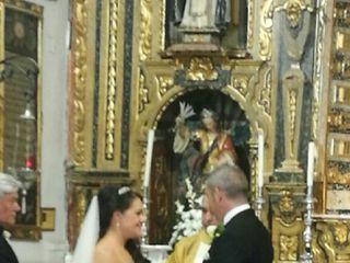 La boda de Salomé Varo y Angel Manuel Peinado 1
