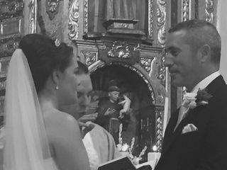 La boda de Salomé Varo y Angel Manuel Peinado 2