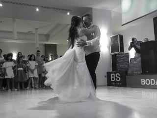 La boda de Salomé Varo y Angel Manuel Peinado 3