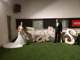 La boda de Salomé Varo y Angel Manuel Peinado