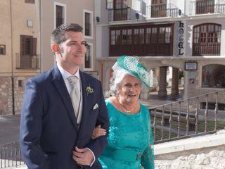 La boda de Eva y Carlos 1