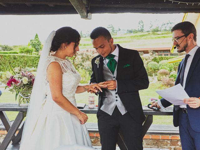 La boda de Dylan y Bea en Naveces, Asturias 1