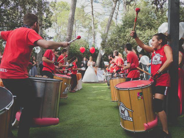 La boda de Enric y Silvia en Santpedor, Barcelona 3