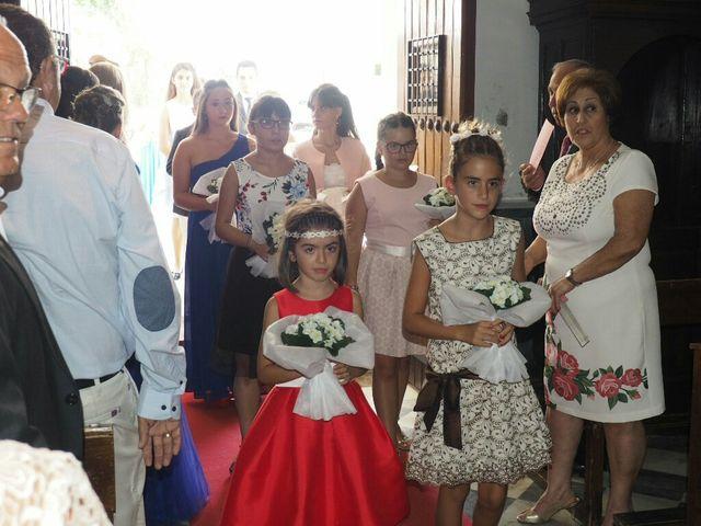 La boda de Angel Manuel Peinado y Salomé Varo en Churriana De La Vega, Granada 9