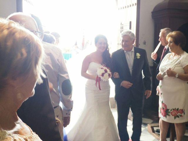 La boda de Angel Manuel Peinado y Salomé Varo en Churriana De La Vega, Granada 10