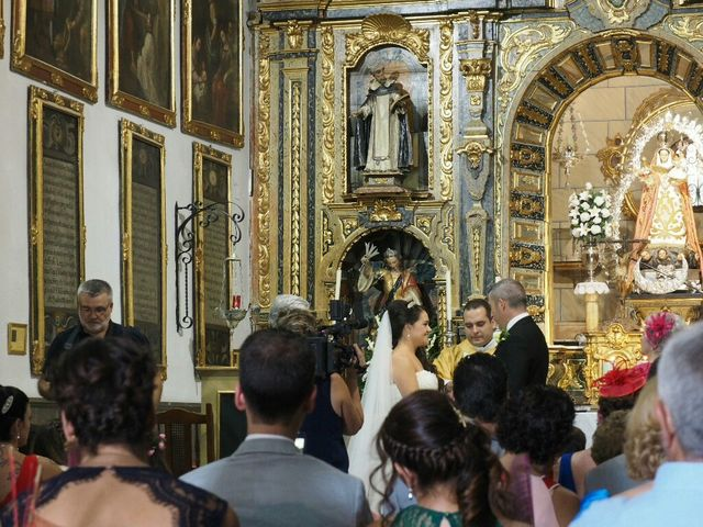 La boda de Angel Manuel Peinado y Salomé Varo en Churriana De La Vega, Granada 11