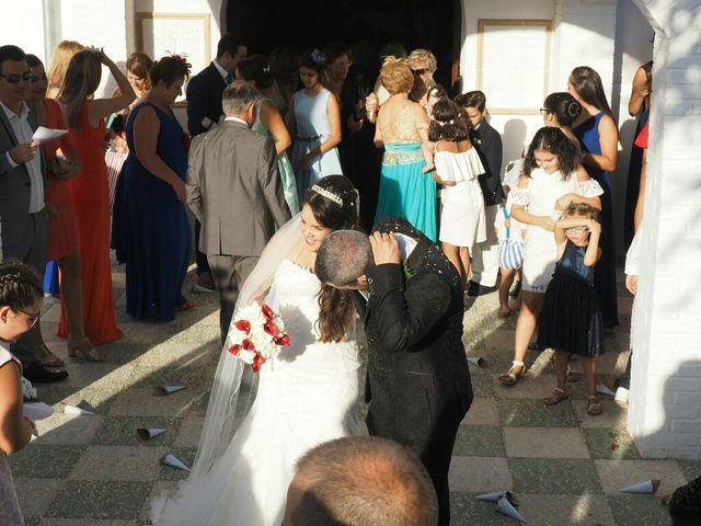 La boda de Angel Manuel Peinado y Salomé Varo en Churriana De La Vega, Granada 18