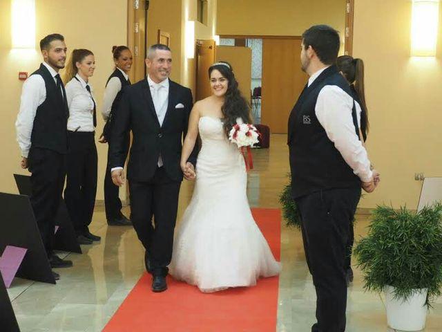 La boda de Angel Manuel Peinado y Salomé Varo en Churriana De La Vega, Granada 26