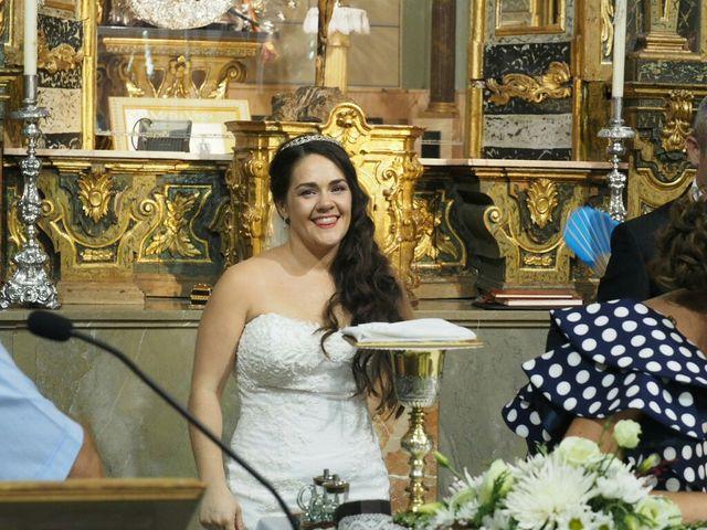 La boda de Angel Manuel Peinado y Salomé Varo en Churriana De La Vega, Granada 28