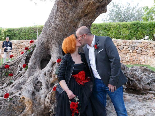 La boda de Mary y Juan