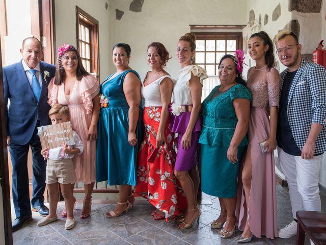 La boda de Moisés  y Moisés & Jenny en Las Palmas De Gran Canaria, Las Palmas 1
