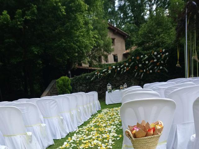 La boda de Ramón y Inés en Olot, Girona 5