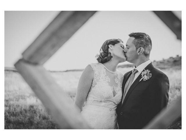 La boda de Sara y Cristian