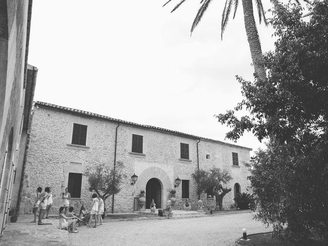 La boda de Carlos y Juana en Lluchmajor, Islas Baleares 8