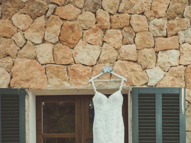 La boda de Carlos y Juana en Lluchmajor, Islas Baleares 11