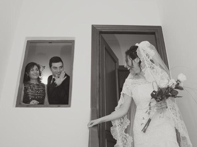 La boda de Juanjo y Elisa en Valdepeñas, Ciudad Real 7