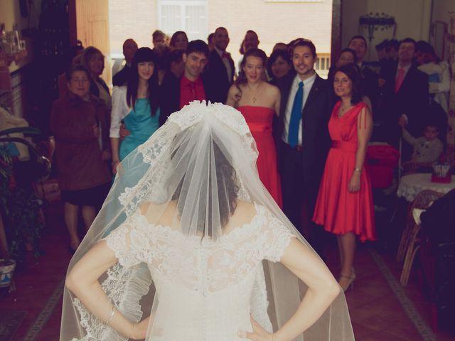 La boda de Juanjo y Elisa en Valdepeñas, Ciudad Real 8