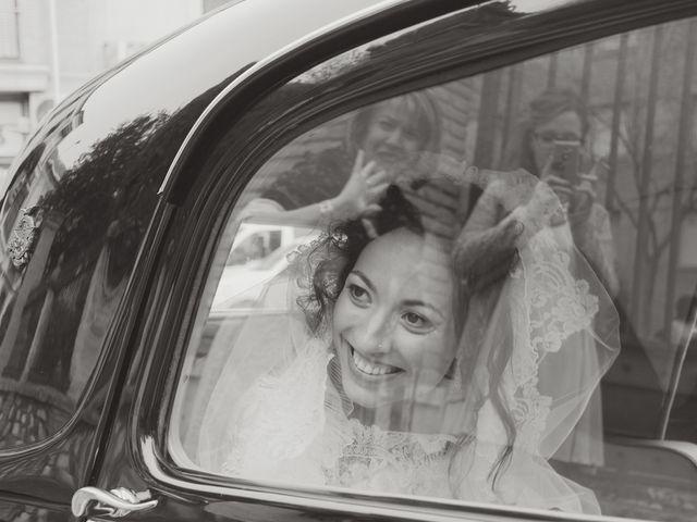La boda de Juanjo y Elisa en Valdepeñas, Ciudad Real 9