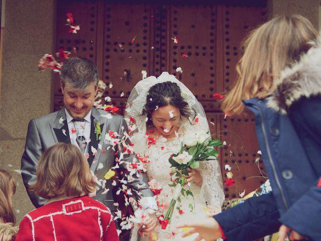 La boda de Juanjo y Elisa en Valdepeñas, Ciudad Real 11
