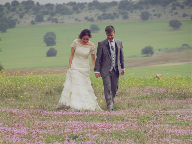 La boda de Juanjo y Elisa en Valdepeñas, Ciudad Real 15