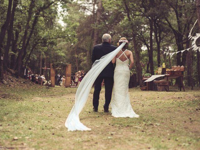 La boda de Toni y Laia en Muntanyola, Barcelona 19