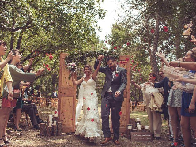 La boda de Toni y Laia en Muntanyola, Barcelona 25