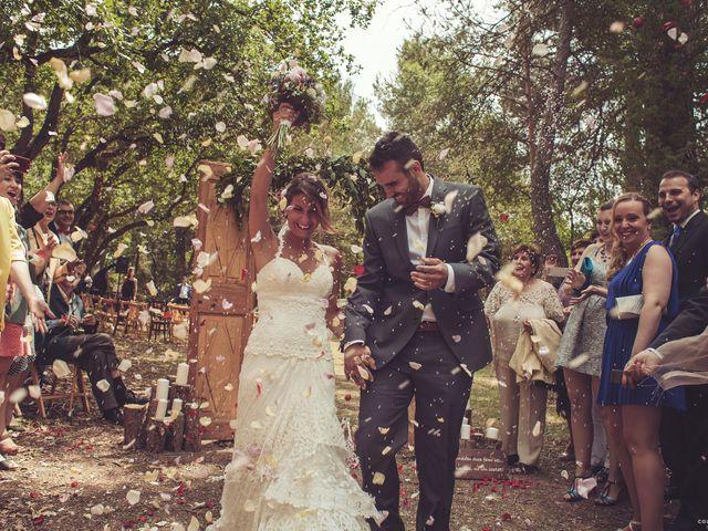 La boda de Toni y Laia en Muntanyola, Barcelona 26