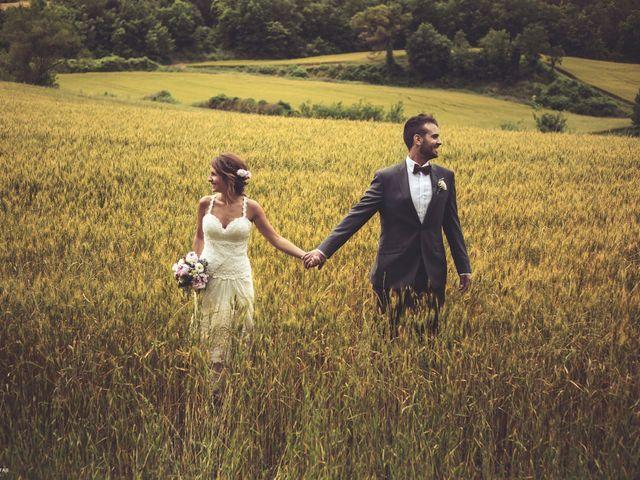 La boda de Laia y Toni