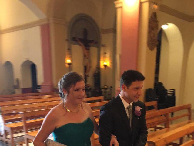 La boda de Javier  y Jesica en El Masnou, Barcelona 6