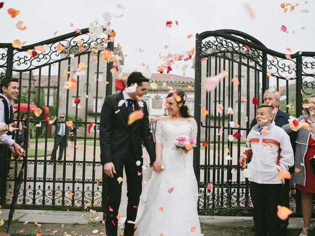 La boda de Lucy y Tony