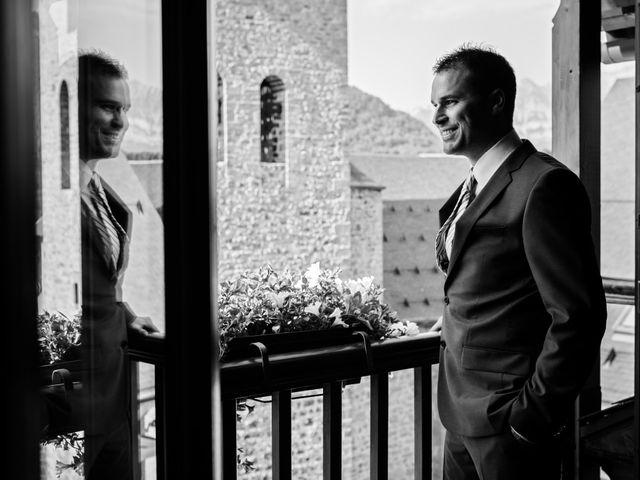 La boda de Javier y Lidia en Balneario Panticosa, Huesca 9