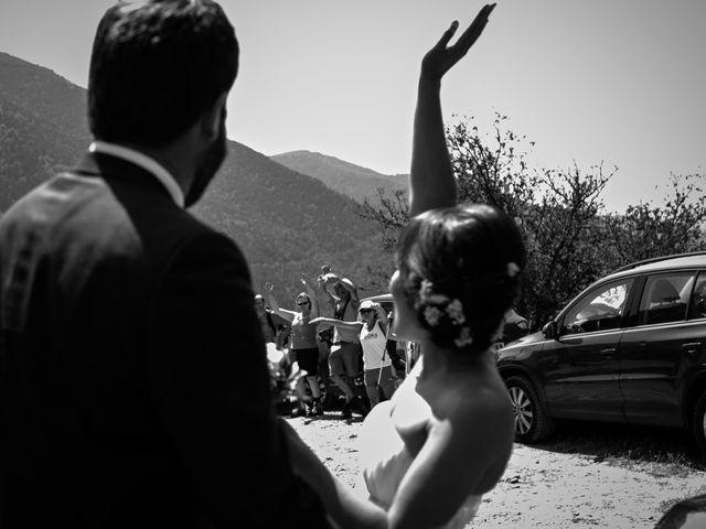 La boda de Javier y Lidia en Balneario Panticosa, Huesca 25